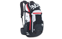 Evoc FR Trail Unlimited 20L black/white